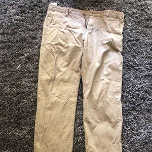 Khaki Beige Dockers pants 38x32